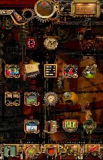 steampunk golauncher theme by mindseed